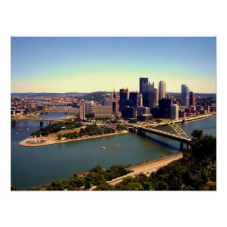 Pittsburgh, Pennsylvania print