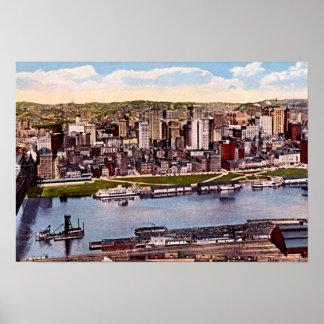 Pittsburgh Pennsylvania Impresiones