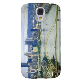 Pittsburgh Pennsylvania Rivers Samsung Galaxy S4 Case