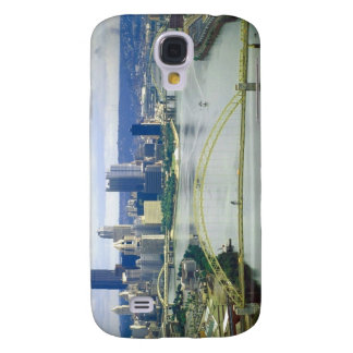 Pittsburgh Pennsylvania Rivers Samsung S4 Case