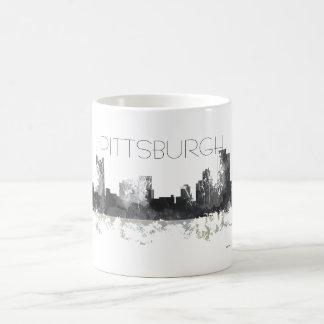 PITTSBURGH PENNSYLVANIA SKYLINE - Drinks Mug