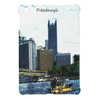 Pittsburgh Pennsylvania Skyline Case For The iPad Mini