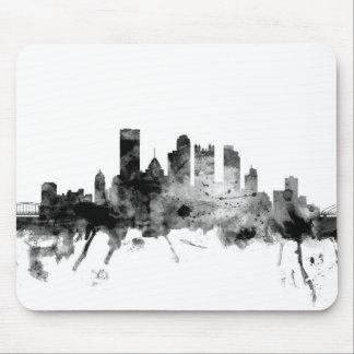 Pittsburgh Pennsylvania Skyline Mouse Pad