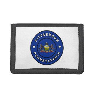Pittsburgh Pennsylvania Trifold Wallet