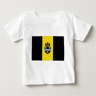 Pittsburgh, Pennsylvania, United States flag Baby T-Shirt