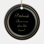 Pittsburgh-Photo- Ornament-2 sided