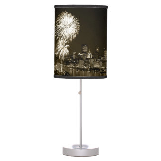 Pittsburgh-Photo-Table Lamp