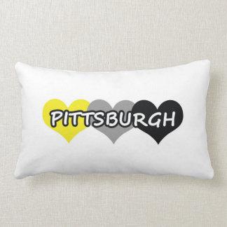 Pittsburgh Throw Pillow
