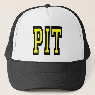 Pittsburgh PIT Design 1 Trucker Hat