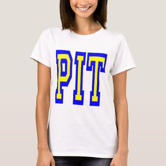 PIttsburgh PIT Design 4 T-Shirt