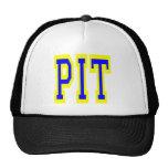 PIttsburgh PIT Design 5 Hat