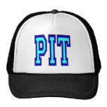 Pittsburgh PIT Design 7 Hat