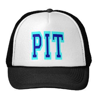 Pittsburgh PIT Design 8 Trucker Hat