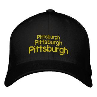 Pittsburgh, Pittsburgh, Pittsburgh Gorras Bordadas
