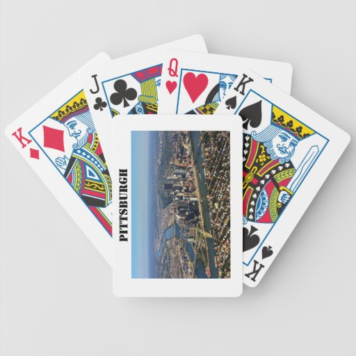 Pittsburgh Playing Cards