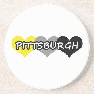 Pittsburgh Posavasos Cerveza