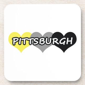Pittsburgh Posavasos De Bebidas