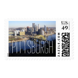Pittsburgh Postage Stamp