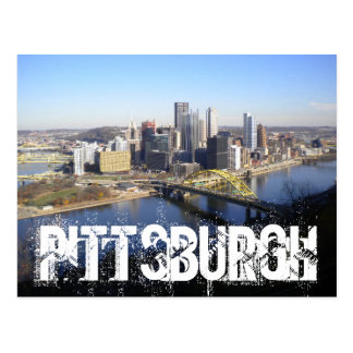 Pittsburgh Postcard