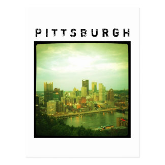 Pittsburgh Post Cards