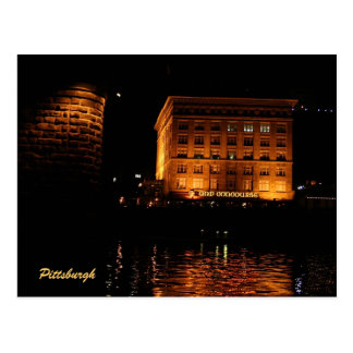 Pittsburgh Postcard - Grand Concourse