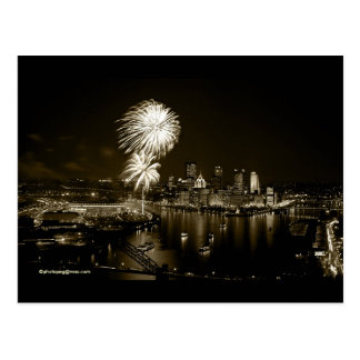 "Pittsburgh Postcard  ""One of a Kind"""