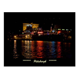 Pittsburgh Postcard - Station Square
