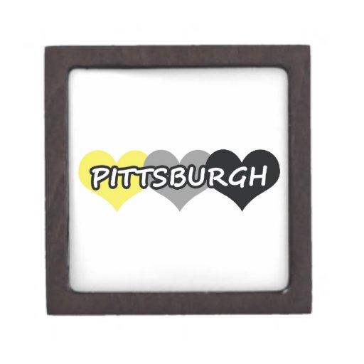 Pittsburgh Premium Trinket Box