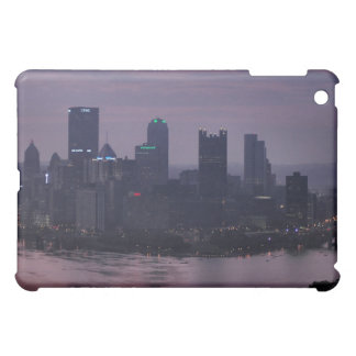 Pittsburgh Purple Dawn iPad Mini Cover
