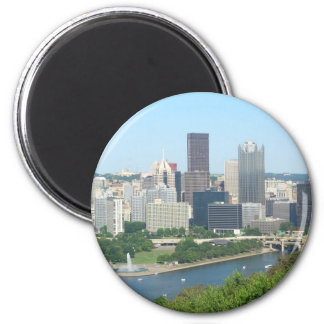 Pittsburgh Refrigerator Magnets