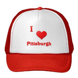 Pittsburgh -- Rojo Gorra