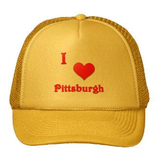 Pittsburgh -- Rojo Gorras