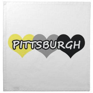 Pittsburgh Servilleta De Papel