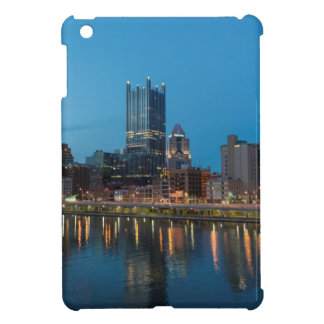 Pittsburgh Skyline at Dusk iPad Mini Covers