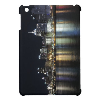 Pittsburgh Skyline at night from PNC Park iPad Mini Case