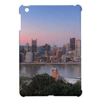 Pittsburgh Skyline at Sunset iPad Mini Covers