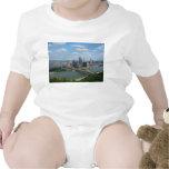 Pittsburgh Skyline Baby Bodysuits