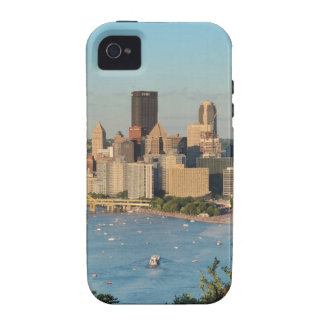 Pittsburgh Skyline iPhone 4/4S Cover