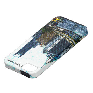 Pittsburgh Skyline iPhone 5 Covers