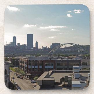 Pittsburgh Skyline Coasters
