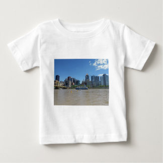 Pittsburgh skyline from PNC Park Baby T-Shirt