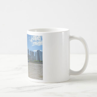 Pittsburgh skyline from PNC Park Coffee Mug