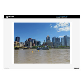 "Pittsburgh skyline from PNC Park Skin For 15"" Laptop"