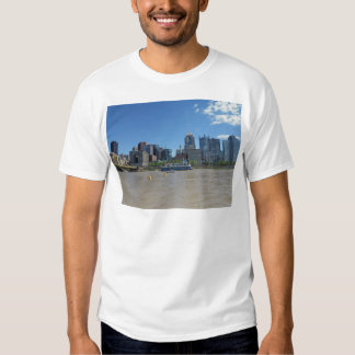 Pittsburgh skyline from PNC Park T-Shirt