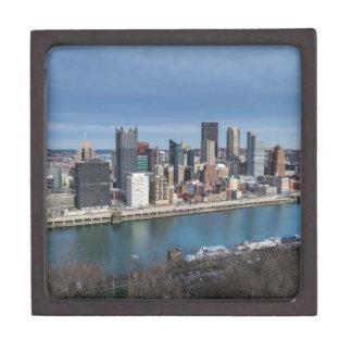 Pittsburgh Skyline Gift Box