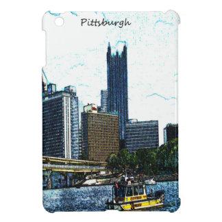 Pittsburgh  Skyline iPad Mini Cover