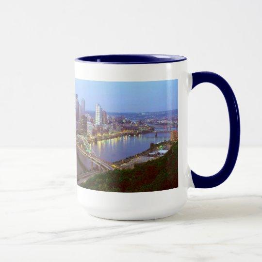 Pittsburgh Skyline Mug