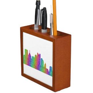 Pittsburgh skyline Pencil/Pen holder