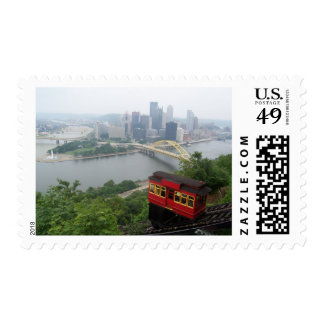 Pittsburgh Skyline Postage