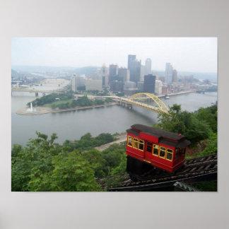 Pittsburgh Skyline Print